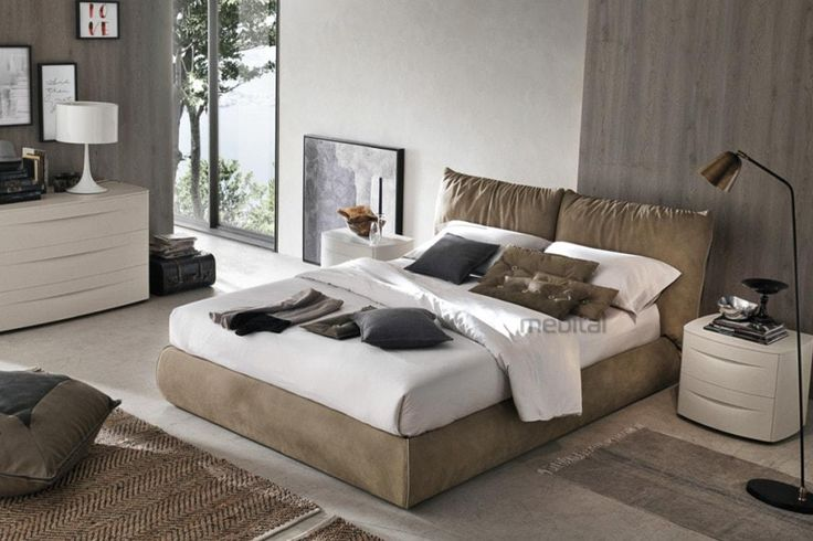 Sogno Мягкая кровать Tomasella | Mebital