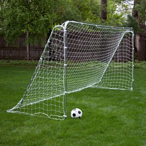 Franklin Tournament Steel Portable Soccer Goal - 12' x 6' - Soccer Goals at Hayneedle