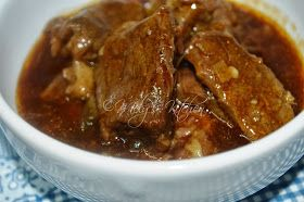 Mely's kitchen: Beef Pares