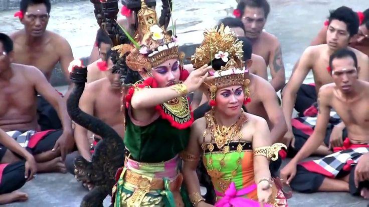Tiket 2017 Nonton Tari Kecak, Uluwatu Bali - youtube