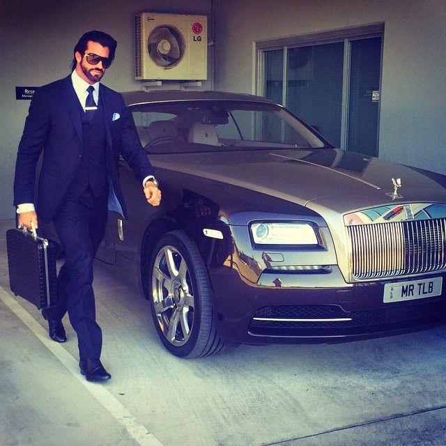 CandyMan ..un millonario extravagante!