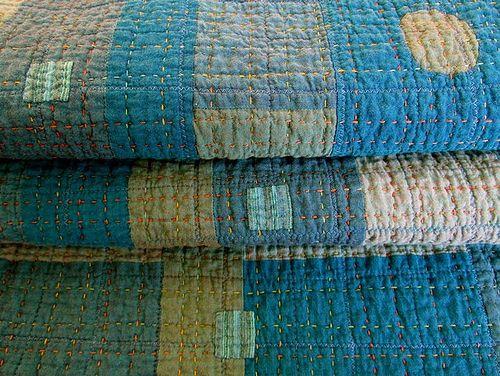 Work Quilt #4 - Detail