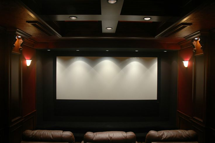 69 Best Home Theatre Examples Images On Pinterest
