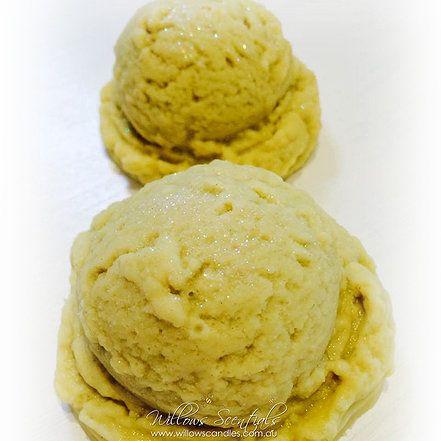 Ice Cream Soap   #icecreamsoap #icecreamscoop #oliveoilsoap #naturalsoap #soap #vegansoap