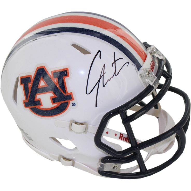 Cam Newton Signed Tigers Auburn University Replica Mini Helmet - This item is a Cam Newton Signed Tigers Auburn University Replica Mini Helmet. Gifts > Licensed Gifts > Ncaa > All Colleges > Auburn University. Weight: 1.00