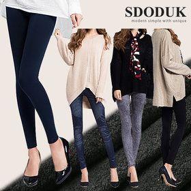 Gmarket - 44-88/Fleece Leggings/Shorts/Leather/Big Size