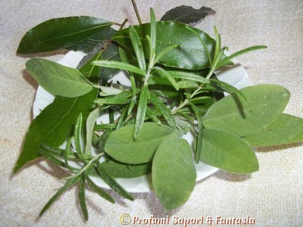 Alchimia in cucina con le erbe aromatiche, e non solo per usarle in cucina le erbe aromatiche orgoglio della gastronomia mediterranea.