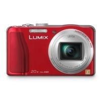 Photo Panasonic Lumix DMC TZ30 Rouge moins cher - 251,75 € livré - Comparateur de prix