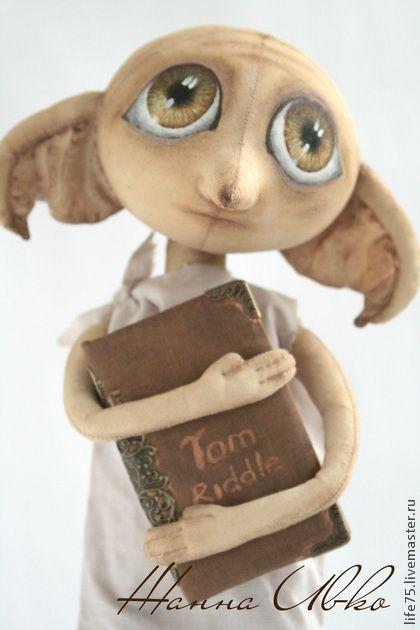 Игрушка Добби. Handmade.