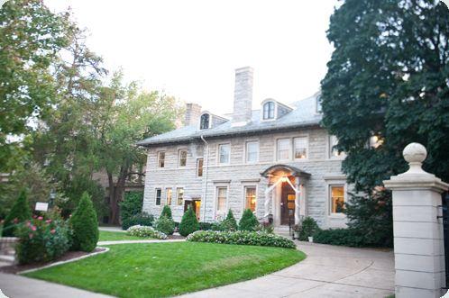 St. Paul College Club - Wedding Venue