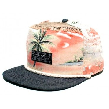 Seven Seas 3 Snapback $54