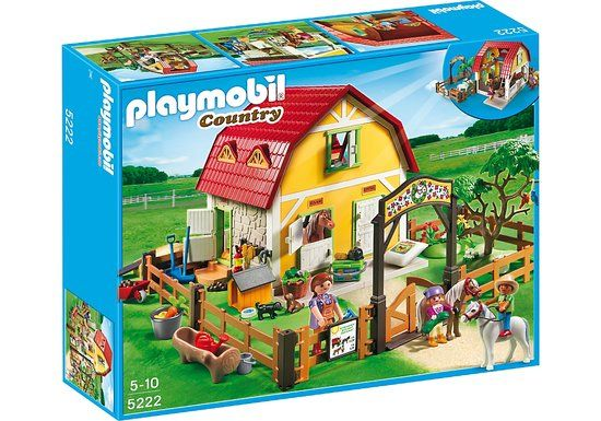 Playmobil Ponyranch - 5222