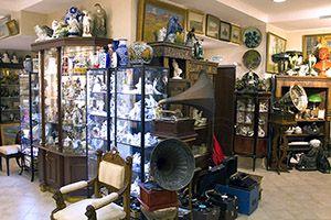 Антикварный магазин «Лавка старины»