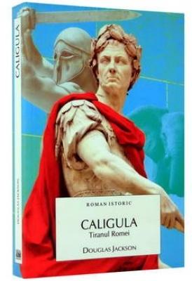 Caligula este romanul de debut al scriitorului de origine scoțiană Douglas Jackson, primul dintr-o trilogie care are acțiunea plasată în Roma antică