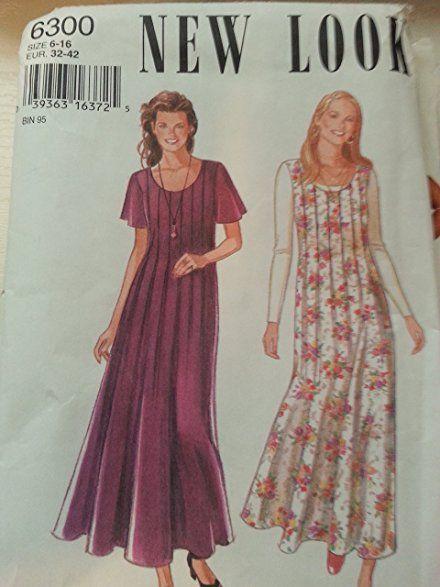 211 besten sewing patterns maudella new look Bilder auf Pinterest ...