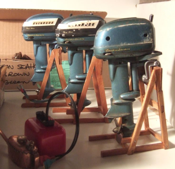 78 images about vintage toy outboard motors on pinterest for Outboard motor salvage yard