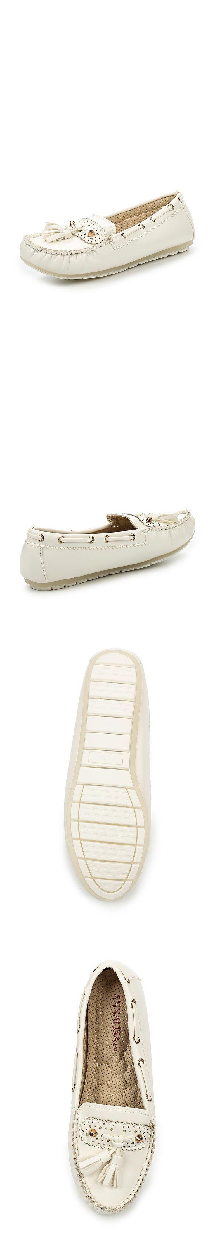 Женская обувь мокасины Annalisa за 1750.00 руб.