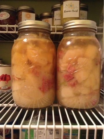 Hollie Hobby: Canning Potato Soup