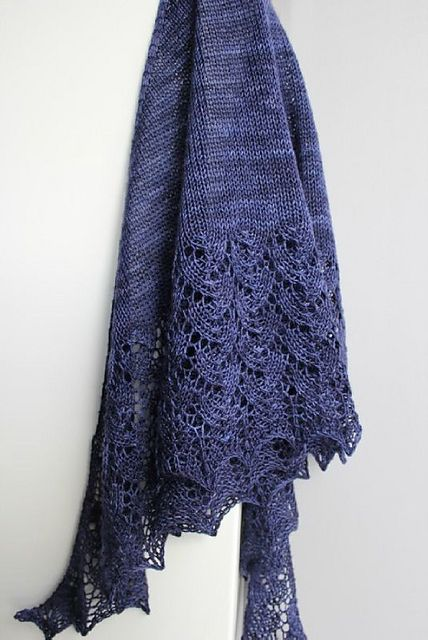 Ravelry: lilofil's Ishbel/Malabrigo sock