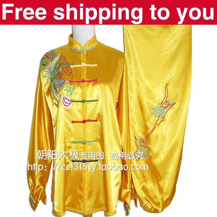 Customize Tai chi uniform taiji sword clothing Martial arts wushu clothes kungfu garment for men women children boy girl kids // Price: $US $99.80 & FREE Shipping // #sport #active #strong #motivation #lifestyle #getfit #exercise