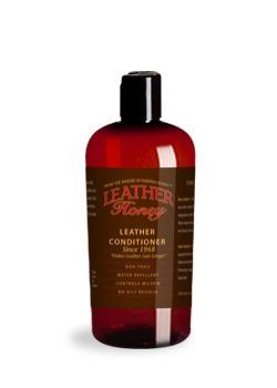 Leather Honey Leather Conditioner, the Best Leather Conditioner 8oz Bottle - LEATHER HONEY LTHR COND 8OZ Product Features  Softens, moisturizes and promotes flexibility leaving your leather feeling and looking beautiful! Water repellent formula prolo