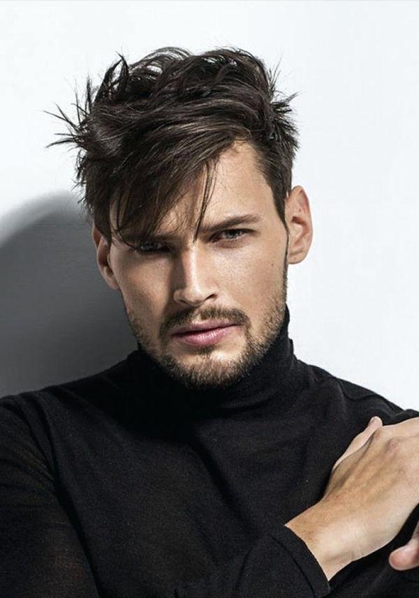 40 Hairstyles For Men With Thin Hair And Big Forehead Big Forehead Hair Hairstylesforme Frisur Langes Gesicht Frisuren Manner Rundes Gesicht Gesicht