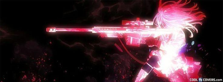 Anime Girl Pink Gun Fb Covers.jpg (851×315)