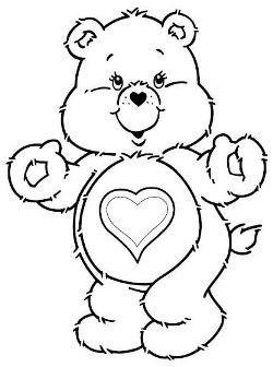 drawing de osos | colorear-dibujos-animales-ninos-chicos-jovenes-pintar-imagenes-perros ...