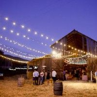 barn wedding please! too bad it's all the way in sonoma county..