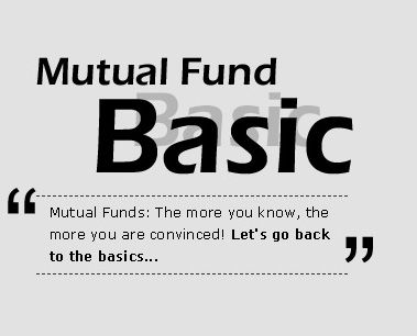 All about mutual funds investment in India.