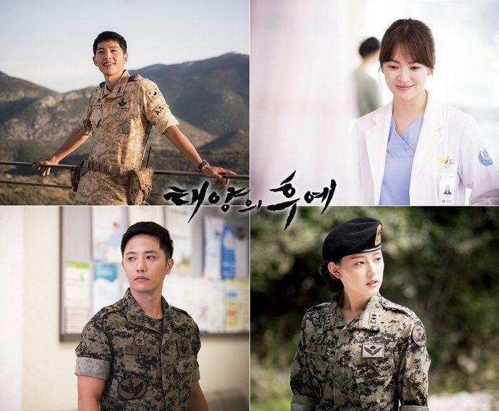Descendants Of The Sun ( Korean Drama)