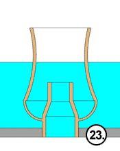 Boquillas con Arrastre de Agua para fuentes ornamentales
