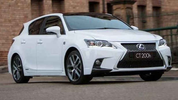 2017 Lexus CT 200h Changes and Release Date - New Car Rumors