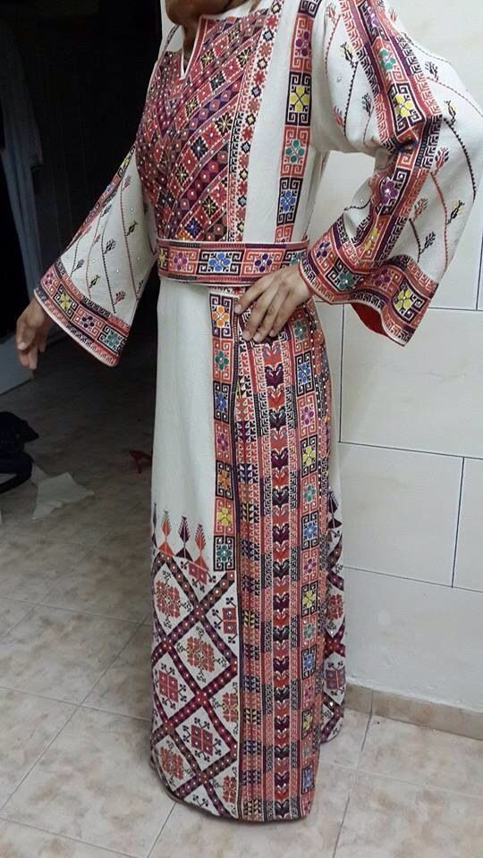 palestinian dress .. 2