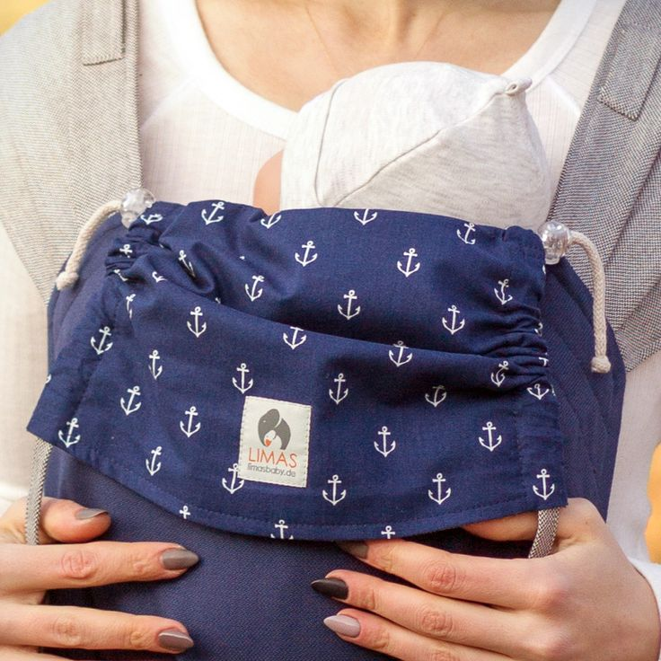 Die LIMAS Babytrage (Halfbuckle) ist eine Wendetrage und vereint zwei Designs: So  kannst Du sie mit verschiedenen Outfits kombinieren und für  unterschiedliche Anlässe nutzen.