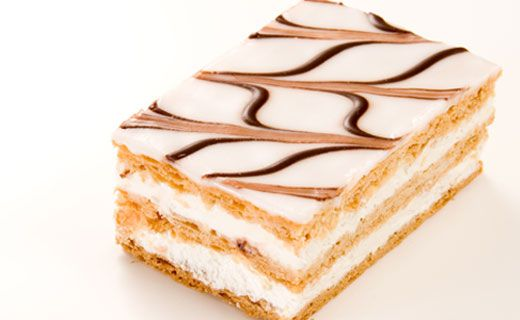 Napoleons- I loved getting these in little pink boxes tied with butchers twine at Italian bakeries in college! Totally trying!