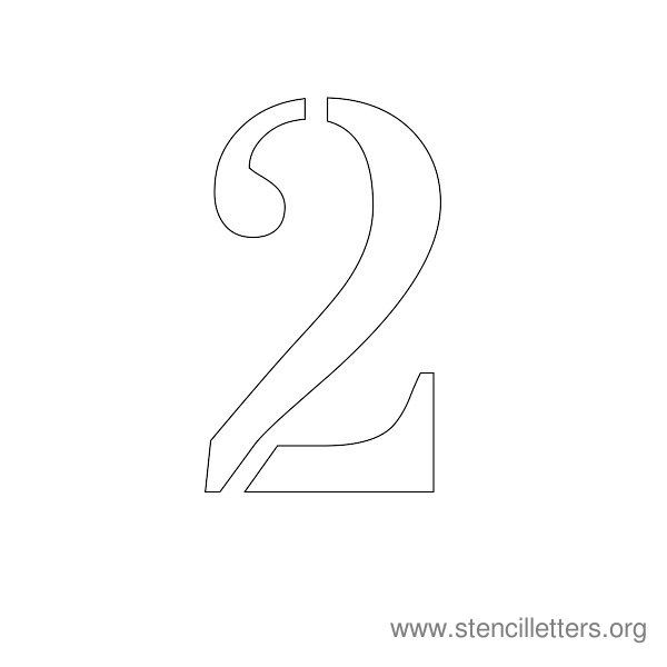 printable letter stencils http stencilletters org numberstencils1 10 number 7792