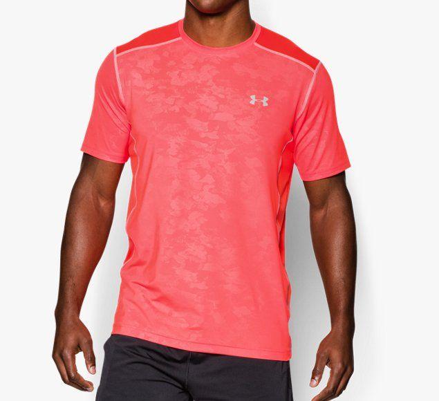 Mens UA Raid Short Sleeve T-Shirt - Under Armour