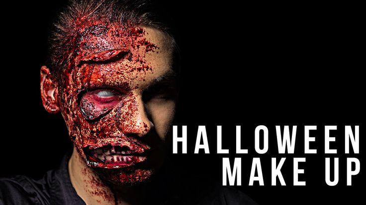 cool Halloween Make up Tutorial - 2 Face - Deutsch  #2 #abfa... #Blut #blutig #blutigeWunde #brand #Brandwunde #deutsch #face #Faces #Goul #gruselig #Guhl #guys #halloween #Halloween(Holiday) #make #tutorial #two #up #Verbrennung http://www.viralmakeup.com/halloween-make-up-tutorial-two-face-deutsch/