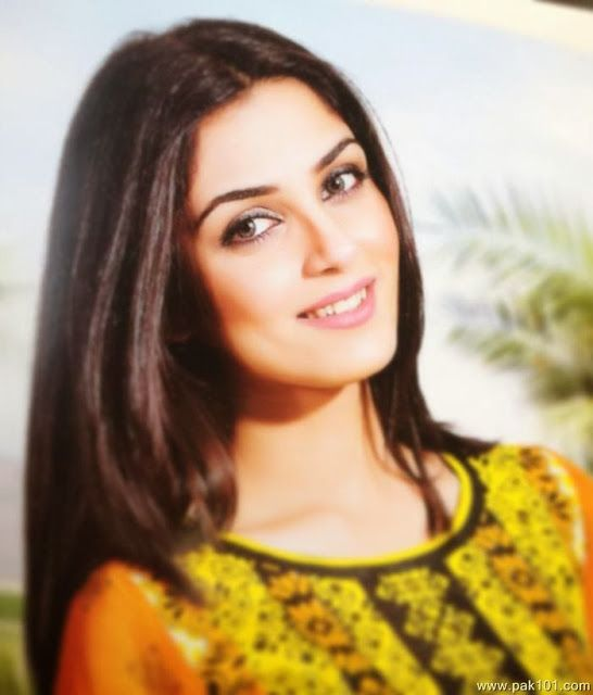 Maya Ali - Pakistani actress and model