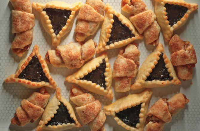 I love poppy seeds, but I never enjoyed bakery hamantaschen because I didn't like the sturdy, sweet dough. I therefore decided to create the hamantaschen of my dreams with dough that is tender, slightly flaky, very buttery, and vanilla imbued (pictured on page 380). Elliott and I like the crunch of poppy seeds, so I do not cook the seeds into a smooth paste, but I do offer directions for those who prefer it. Solo makes a good quality poppy seed filling; if you substitute it, be sure to add…