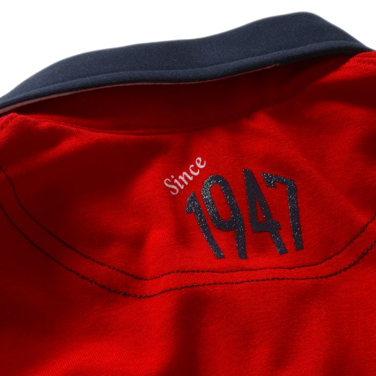 Kid's Ferrari Polo Shirt #Ferrari #FerrariStore #Kids #Polo #Shirt #RossoFerrari #RedMaranello #Young #Fans #PrancingHorse #CavallinoRampante #Racing #Passion #Sporty #Style #1947 #Cotton #Red #Blue #White