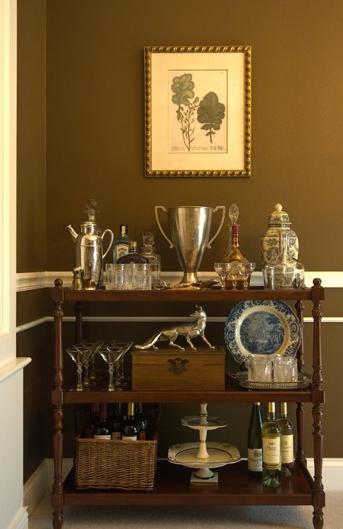 A Sophisticated Bar | Content in a Cottage