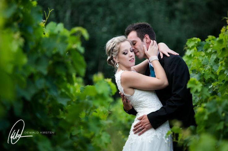 Rawsonville wedding - Andries&Minette