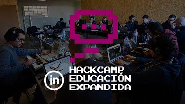 Crea y aprende con Laura: Hackcamp Educación Expandida