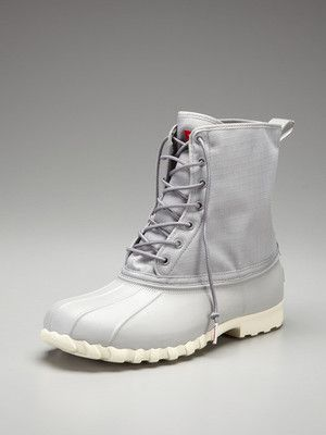 Native Boots Jimmy Pigeon Grey Vegan Men Duck Rain Shoes Waterproof Boots