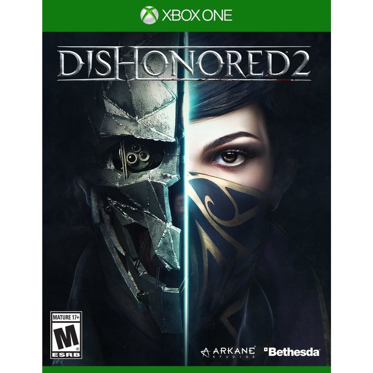 Dishonored 2-For Xbox One