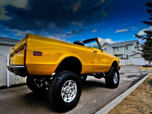 Chevy C10 67-72 Pickup