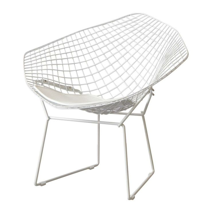 Replica Harry Bertoia Diamond Chair Premium Clickon Furniture Designer Modern Classic