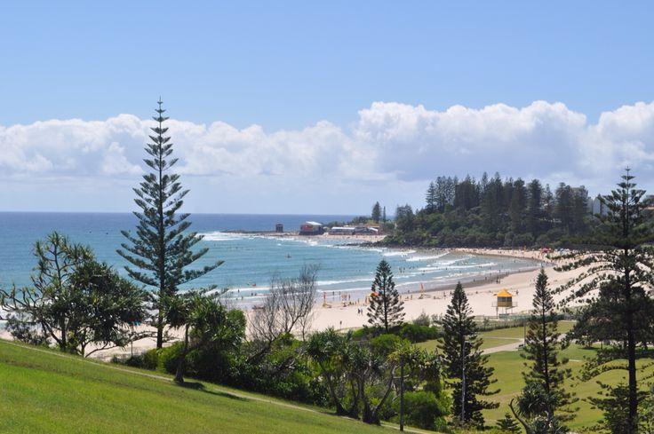 Coolangatta, Gold Coast, Australia  #VisitGoldCoast #ThisIsQueensland #SeeAustralia
